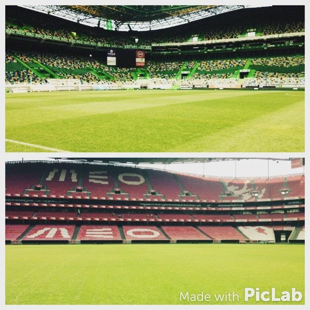 Atendimento Benfica vs Sporting
